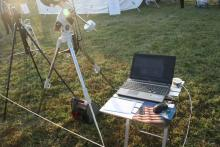 SID monitor system on the field