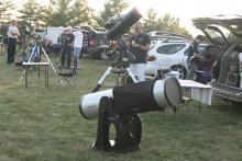 Dobsonian telescope