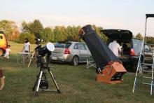 NOVAC telescopes