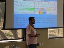 Chris Groppi from Arizona State University